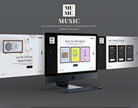 Music Creative Template