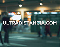 ULTRADISTANCIA art project Backstage video