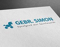 Simon Speelgoed Logo