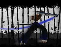 Samurai Character