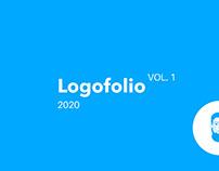 Logofolio (vol. 1) Logos & Symbols