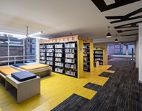 Colegio Anglo Colombiano Primary Library