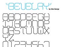 Bevelry Font