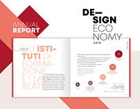 Report 2018 Design Economy - Symbola