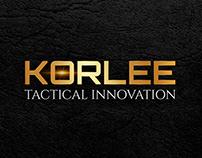 KORLEE logo design