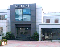 Multi Line Office Building.