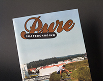 PURE skateboarding mag