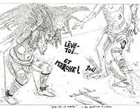 """""""Lève-toi et marche"""" ou la guérison du corbeau"""