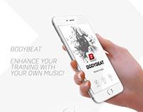 BODYBEAT MUSIC APP FOR HIIT TRAINING
