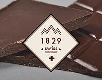 Schwarz Swiss Chocolate / 2012