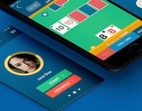 Poker Hood - Social Poker IOS UI/UX