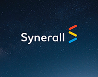 Synerall logo design