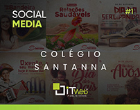 Social Media | Colégio Santanna #1