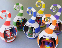 Christmas Sphere & Figurines