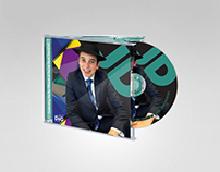 Bar Mitzvah CD Design