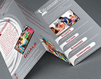 Brochure Design: The Education Foundation for Lockhart