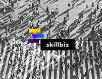 Skillbiz Brand Identity Design