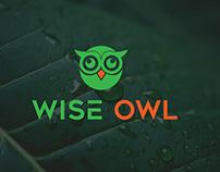 OWL BRAND LOGO DESIGN FOE COMPANY