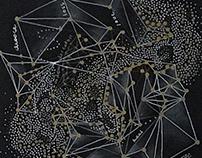Abstract Geometric Art / 2017