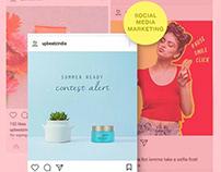 Social Media Management for Upbeatz.com