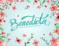 Benedicta - Branding