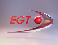 Company logo intro