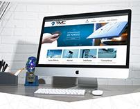 Website - TMC Segurança Eletrônica
