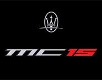 Maserati MC15 - Concept Design