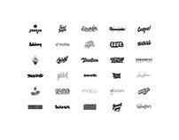 Lettering&Logos