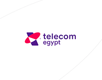 Telecom Egypt Rebranding