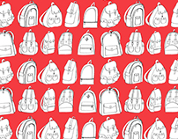Backpack pattern