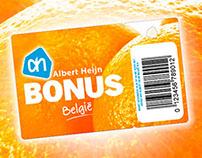 Albert Heijn België - Bonusintroductie