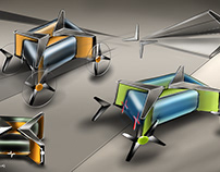 Polestar concept vehicle sketches