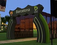 Etisalat Barcelona Event