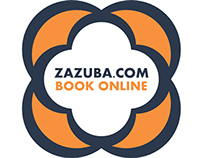 ZAZUBA.COM branding project
