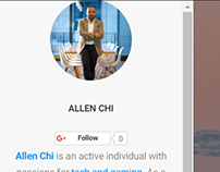 Blogspot - Allen Chi
