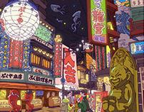 100 Views of Osaka(6~10)