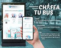CHIFEA TU BUS - Pacífica salud