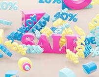 Cherie Boutique SALE Animation