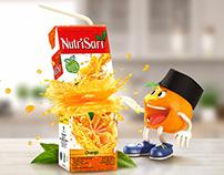 Nutrisari Ramadan Ad Visual