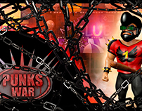 Punks War. Action Game