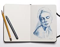 Sketchbook series