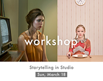 CREATIVE WORKSHOP In Studio and Online