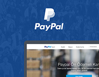 PayPal - Nakit Website