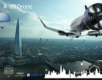 A-180 Drone project for Airbus