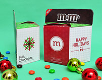 M&M's ® | Packaging Design