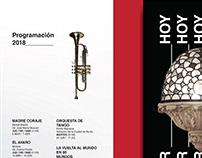 Teatro Regio - Identidad institucional