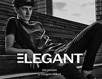 """""""Trio Parisien"""" - Coverstory in Elegant Magazine"""