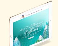 """dm Drogeriemarkt online game """"the forest of fragrance"""""""