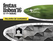 Sardinhas Festas de Lisboa'16 | Sardines